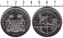 Изображение Монеты Сьерра-Леоне 1 доллар 2012 Медно-никель UNC- Олимпийские игры 201