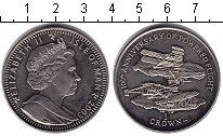 Изображение Монеты Остров Мэн 1 крона 2003 Медно-никель XF