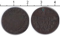 Изображение Монеты Брауншвайг-Люнебург 1 пфенниг 1793 Медь