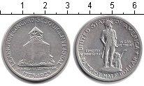 Изображение Монеты США 1/2 доллара 1925 Серебро XF