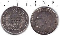 Изображение Монеты Турция Турция 1998 Медно-никель XF