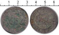 Изображение Монеты Польша Речь Посполита 30 грош 1665 Серебро VF