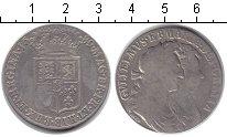 Изображение Монеты Великобритания 1/2 кроны 1689 Серебро VF