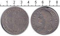 Изображение Монеты Великобритания 1 крона 1688 Серебро