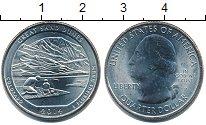 Изображение Мелочь США 1/4 доллара 2014 Медно-никель UNC- P. Национальный парк