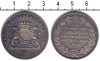Изображение Монеты Германия Бремен 1 талер 1863 Серебро XF