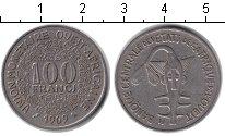 Изображение Монеты Западная Африка 100 франков 1969  XF