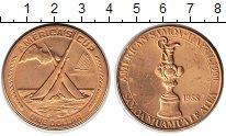 Изображение Монеты Самоа 1 доллар 1988 Медь UNC
