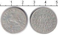 Изображение Монеты Брауншвайг-Люнебург 1/12 талера 1706 Серебро VF