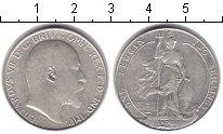 Изображение Монеты Великобритания 1 флорин 1906 Серебро VF Эдуард VII
