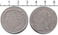Изображение Монеты Пруссия 1/3 талера 1767 Серебро XF Фридрих.