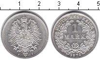 Изображение Монеты Германия 1 марка 1876 Серебро UNC-