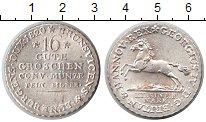Изображение Монеты Брауншвайг-Люнебург 16 гутегрош 1820 Серебро XF