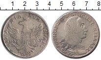 Изображение Монеты Сицилия 12 тари 1796 Серебро VF Фердинанд III