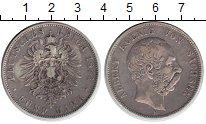 Изображение Монеты Саксония 5 марок 1876 Серебро