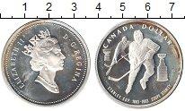 Изображение Монеты  1 доллар 1993 Серебро Proof-