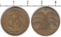 Изображение Монеты Веймарская республика Веймарская республика 1929  XF