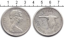 Изображение Монеты Канада 1 доллар 1967 Серебро XF
