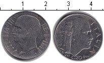 Изображение Монеты Италия 20 сентесим 1943 Медно-никель XF