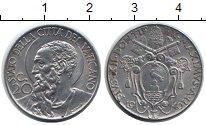 Изображение Мелочь Ватикан 20 сентим 1940 Медно-никель XF