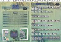 Изображение Боны Куба Кубинские монеты на банкнота 2012  UNC Официальный выпуск б