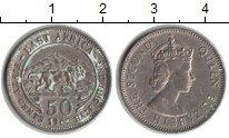 Изображение Монеты Восточная Африка 50 центов 1962 Медно-никель XF