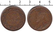 Изображение Монеты Канада 1 цент 1919 Медь XF Георг V