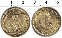 Изображение Монеты ЮАР 1/2 цента 1964  UNC-
