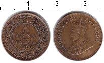 Изображение Монеты Индия 1/12 анны 1926 Медь VF