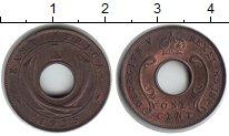 Изображение Монеты Восточная Африка 1 цент 1935 Медь XF Георг V