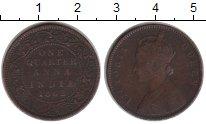 Изображение Монеты Индия Индия 1862 Медь XF
