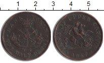 Изображение Монеты Канада 1/2 пенни 1867 Медь VF