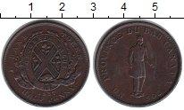 Изображение Монеты Канада 1/2 пенни 1837 Медь VF