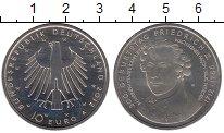 Изображение Мелочь Германия 10 евро 2012 Медно-никель UNC-