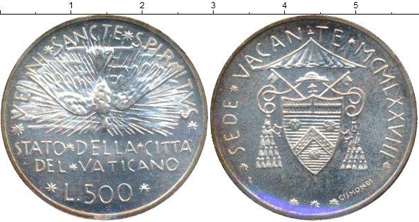 Картинка Подарочные монеты Ватикан Sede Vacante September 1978  1978