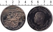 Изображение Монеты Тунис 1 динар 1969 Серебро UNC- Св. Августин