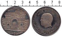 Изображение Монеты Тунис 1 динар 1969 Серебро UNC- Сбейтла-Суфетула