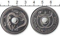 Изображение Монеты Папуа-Новая Гвинея 1 кина 2004 Медно-никель UNC-