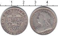 Изображение Монеты Великобритания 1 шиллинг 1896 Серебро XF Виктория