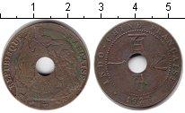 Изображение Монеты Индокитай 1 цент 1927 Медь