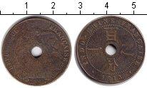 Изображение Монеты Индокитай 1 цент 1913 Медь