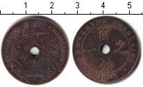 Изображение Монеты Индокитай 1 цент 1919 Медь