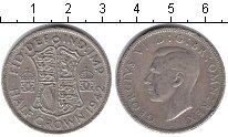 Изображение Монеты Великобритания 1/2 кроны 1942 Серебро XF Георг VI