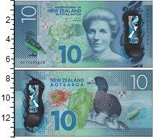 Изображение Банкноты Новая Зеландия 10 долларов 0  UNC
