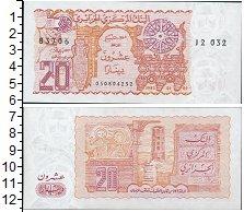 Изображение Банкноты Алжир 20 динар 1983  UNC-