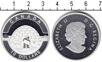 Изображение Монеты Канада 10 долларов 2014 Серебро Proof-