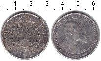 Изображение Монеты Швеция 2 кроны 1907 Серебро VF