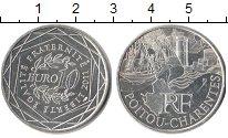 Изображение Монеты Франция 10 евро 2011 Серебро Proof-