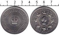 Изображение Монеты Великобритания 5 фунтов 1993 Медно-никель UNC-
