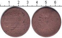 Изображение Монеты 1825 – 1855 Николай I 2 копейки 1842 Медь